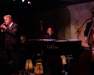 Steve Tyrell is Singing Cinema Classics with Swagger at Café Carlyle