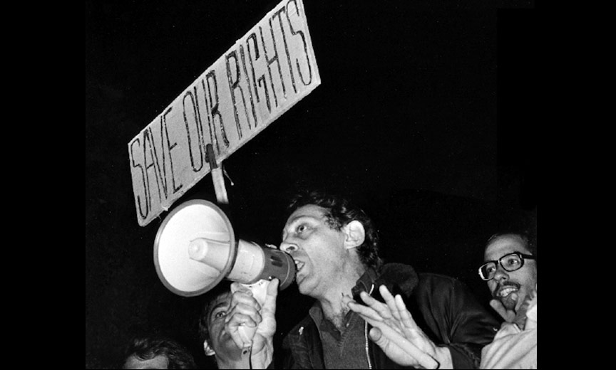 Gay Rights Activist Harvey Milk