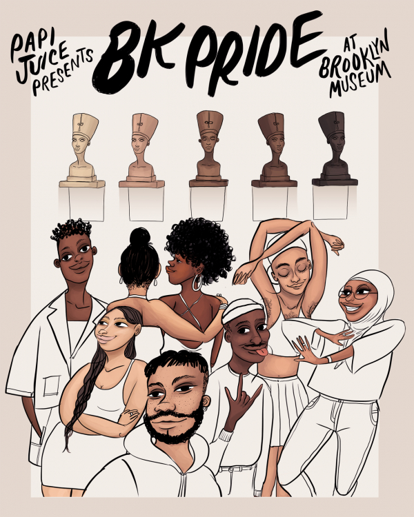 bk pride poster