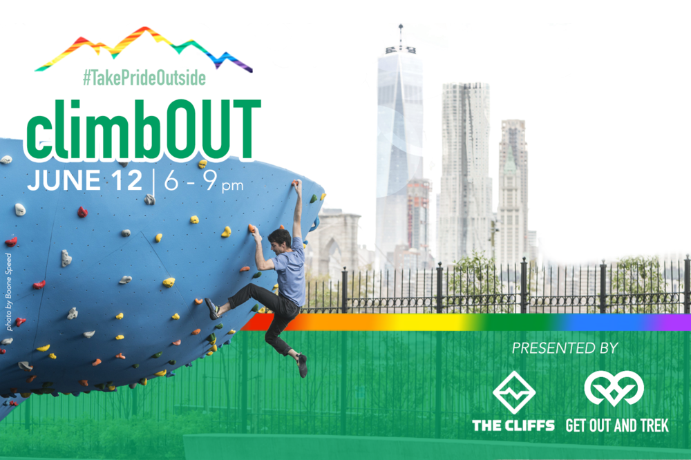 climbOut poster