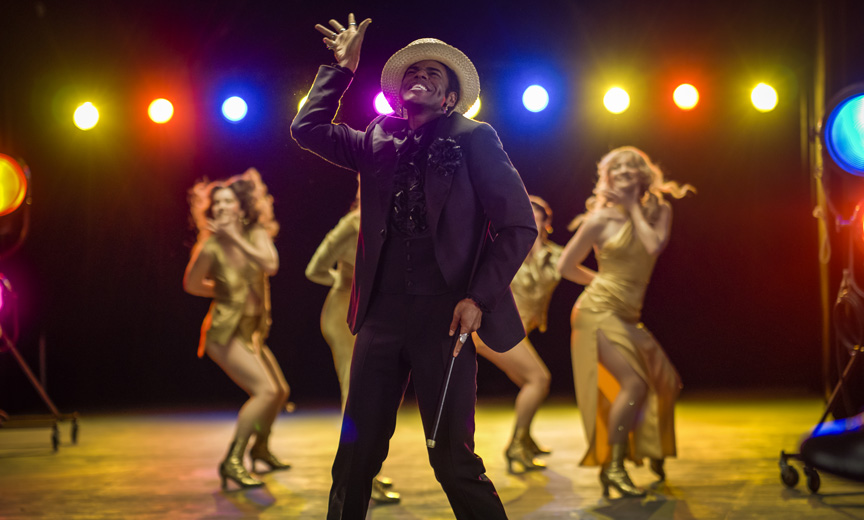 Ahmad Simmons as Ben Vereen
