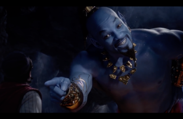 """Aladdin"" live action film"