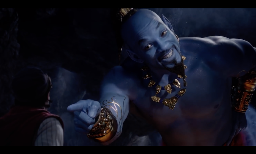 """Aladdin"" live action film"