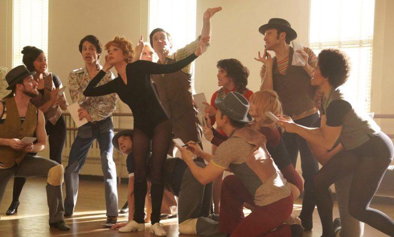 Rehearsal for Chicago the Musical on Fosse Verdon