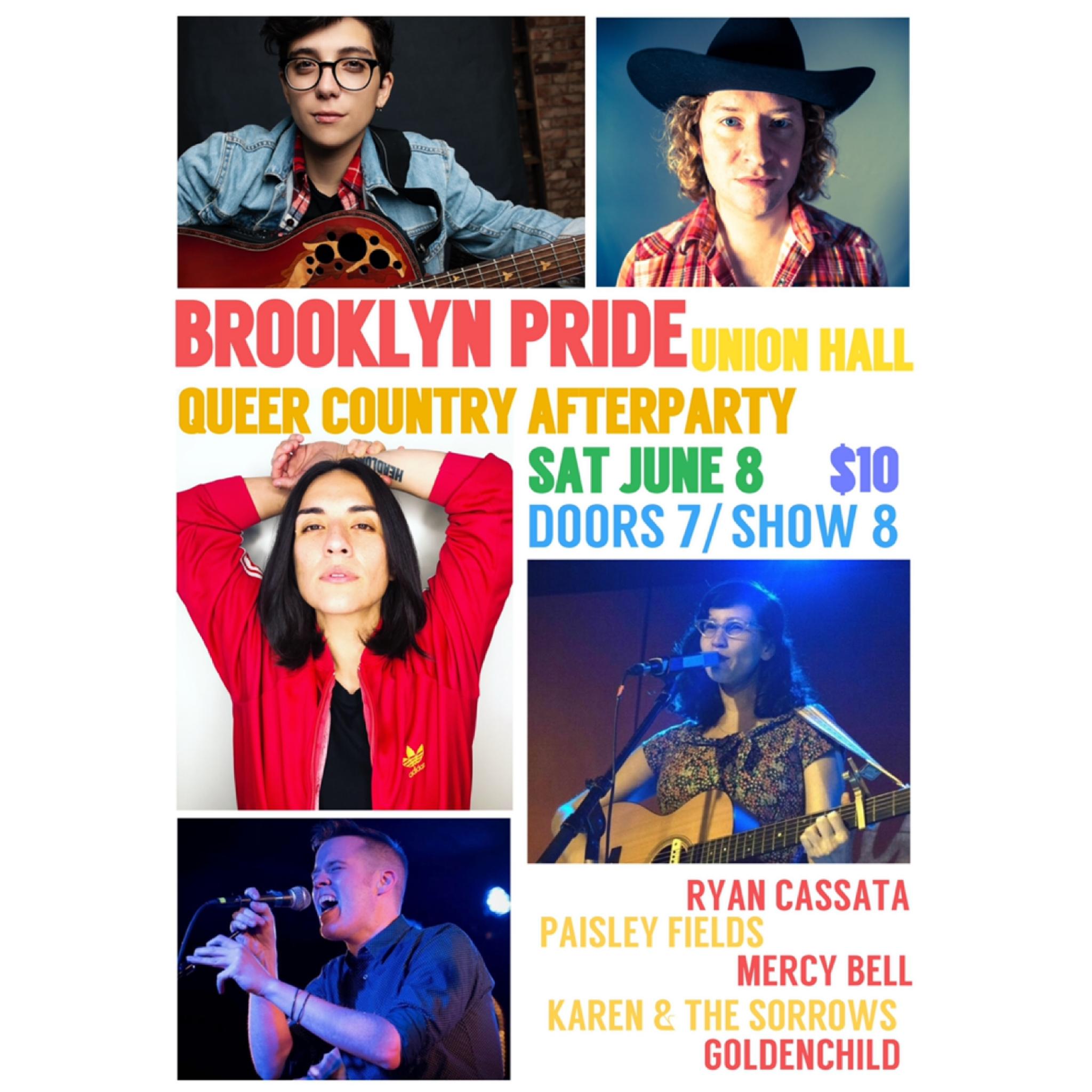 brooklyn pride queer country