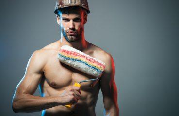 Muscular Painter