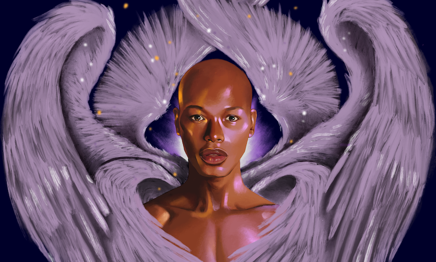 South African actor Nakhane