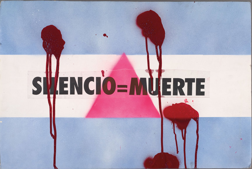 silencio = muerta