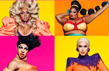 Season 11 Drag Race Final Four