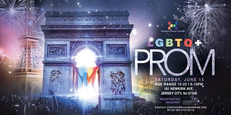 lgbtq+ prom poster
