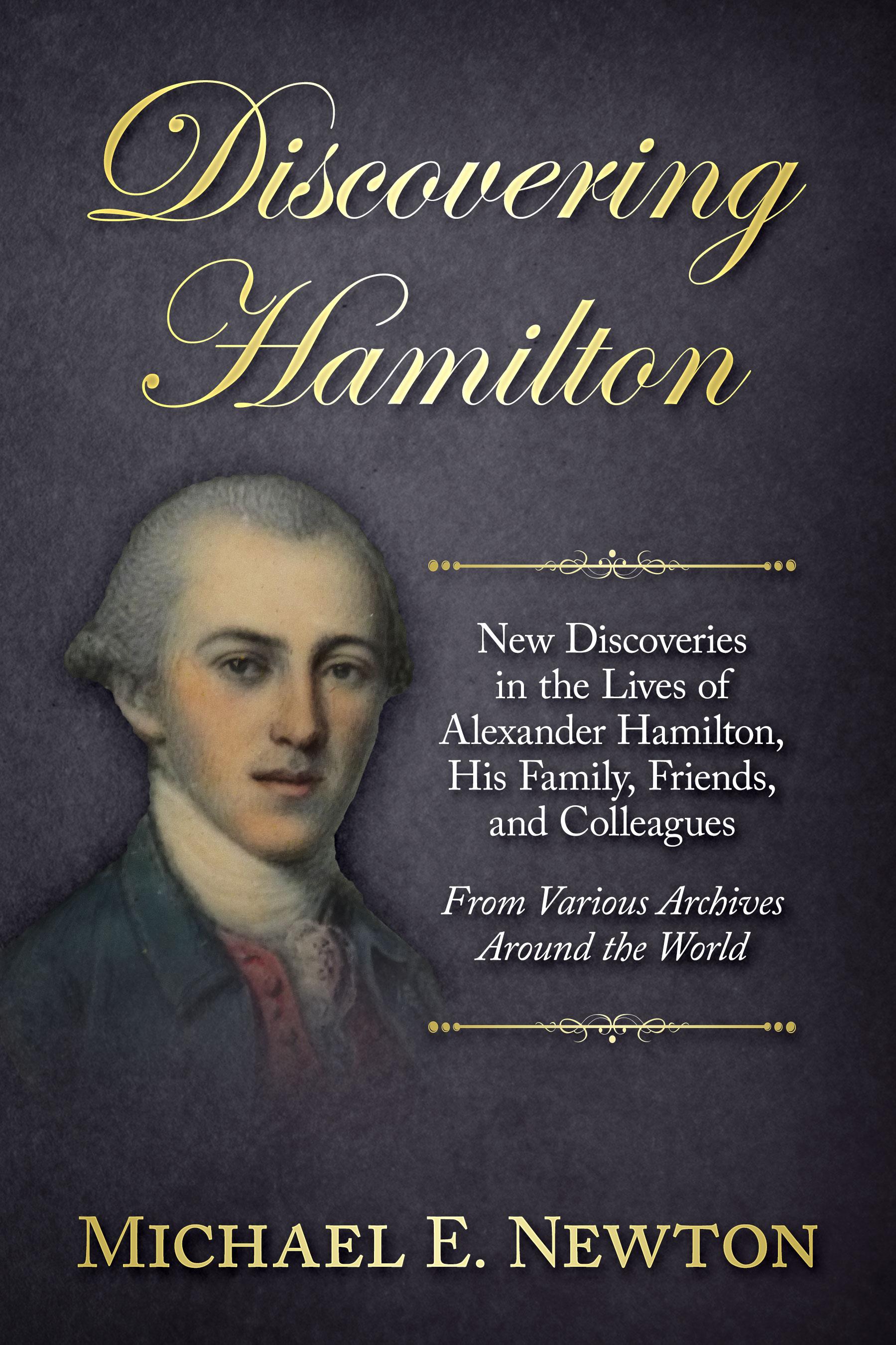 discovering hamilton cover