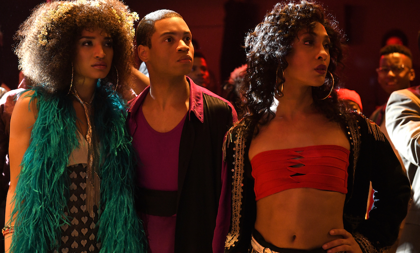 "The cast of ""Pose"""