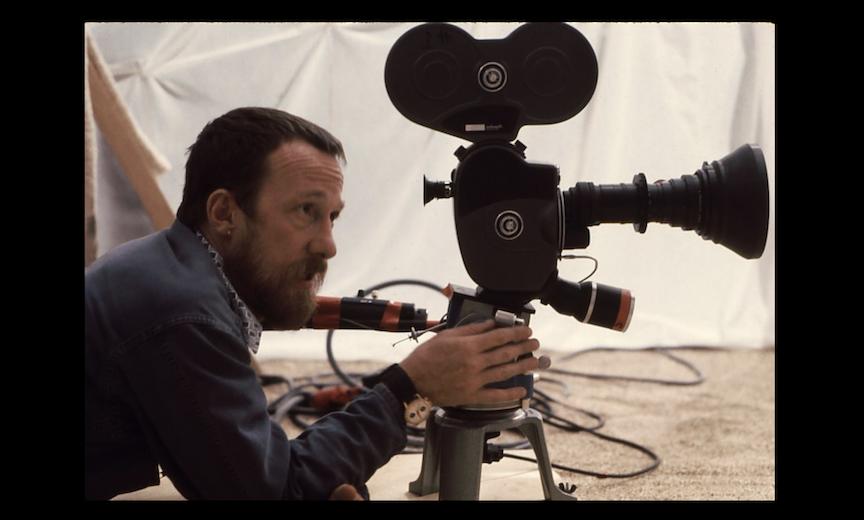 Filmmaker Wakefield Poole