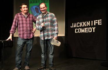 jacknife comedy duo