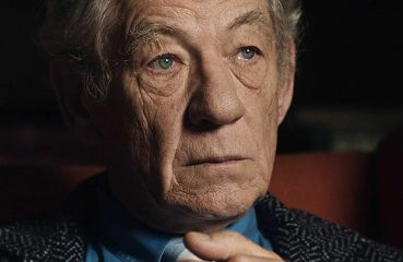 Actor Sir Ian McKellen