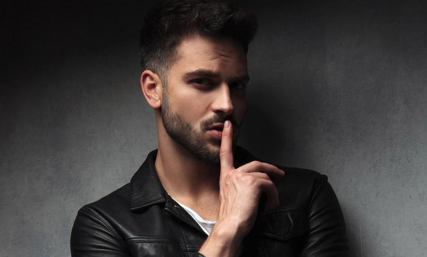 Man with a Secret