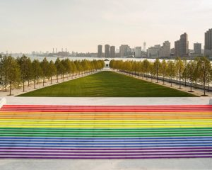 Will This Be the Largest Rainbow Flag Celebrating WorldPride?