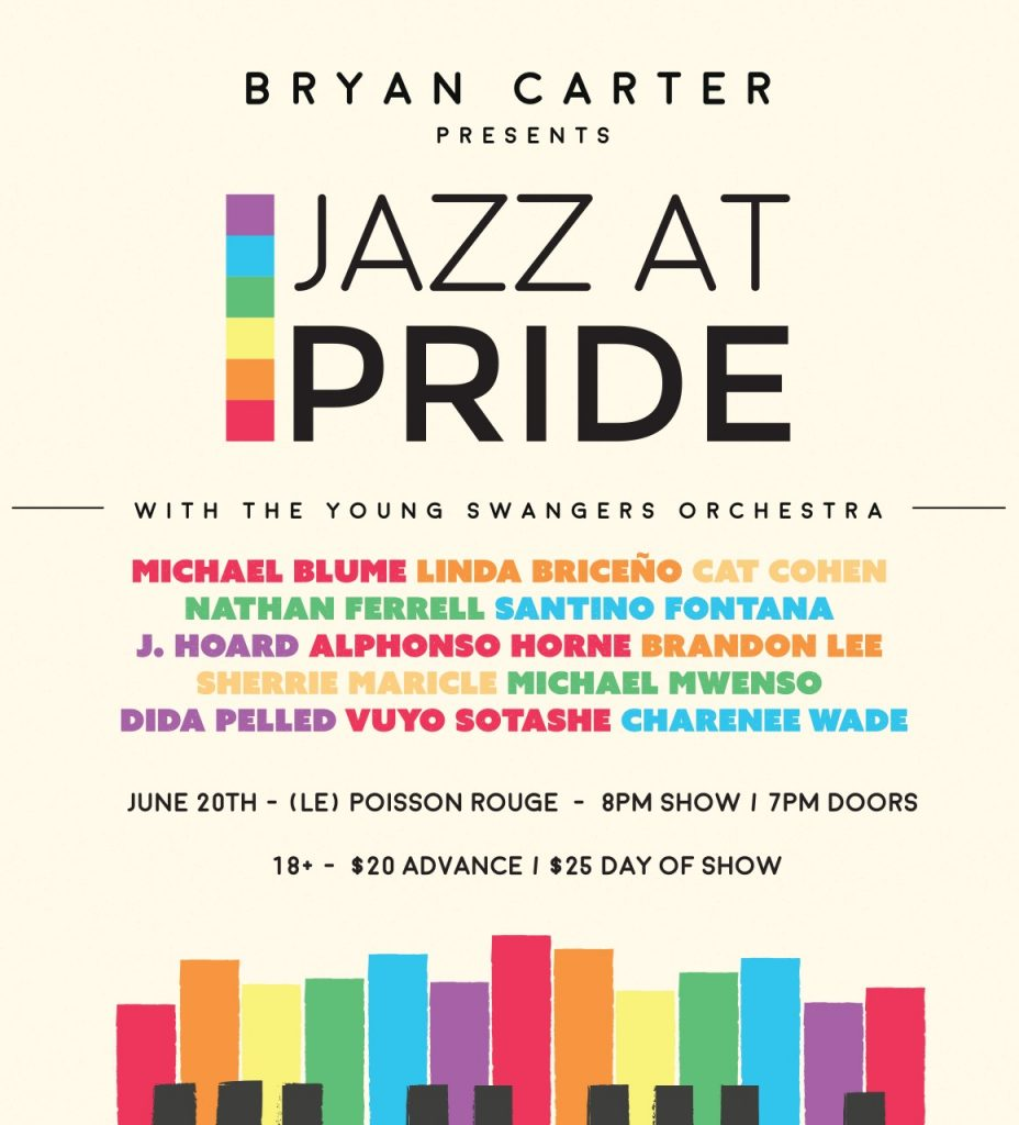 jazz at pride poster