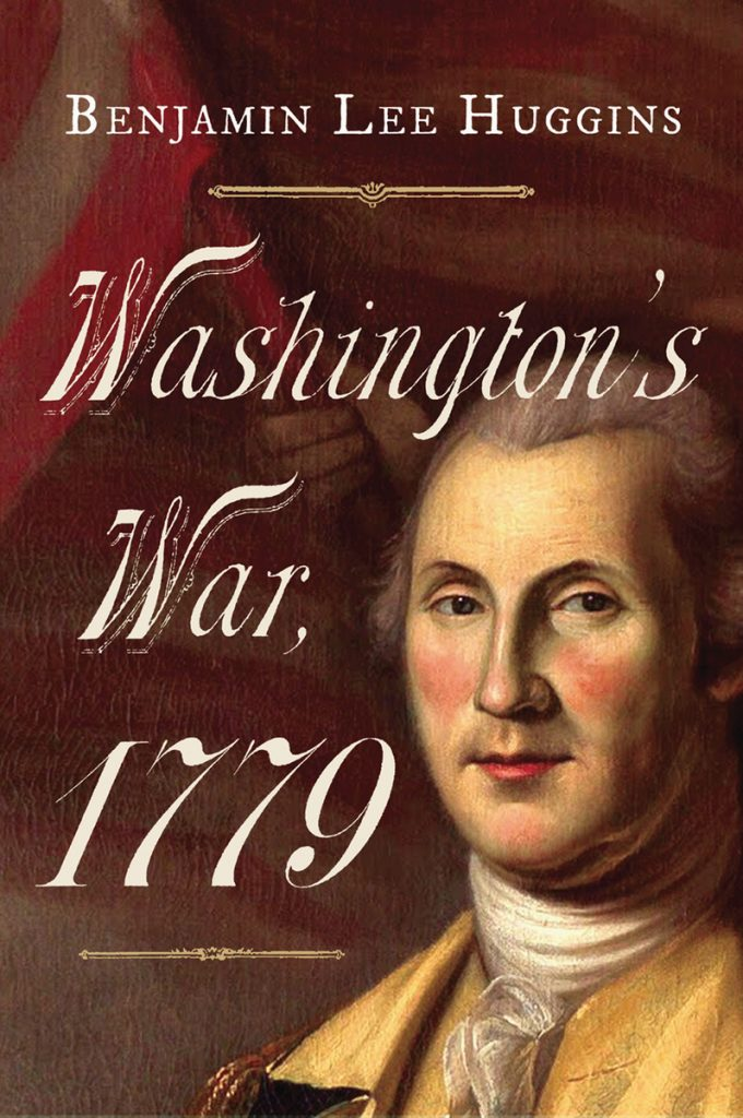washington's war cover