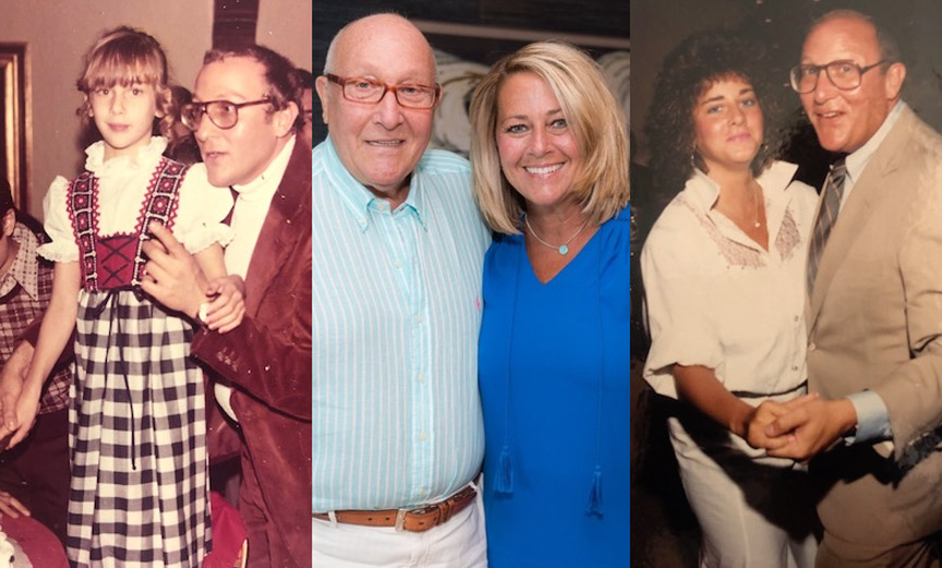 Paul and Pamela through the Years
