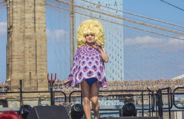Lady Bunny at Wigstock 2018
