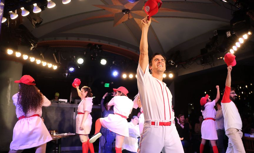"""A League of Their Own"" Musical Parody"