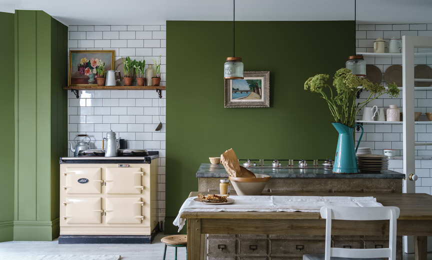Choosing colors for your rooms