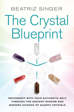 the crystal blueprint cover