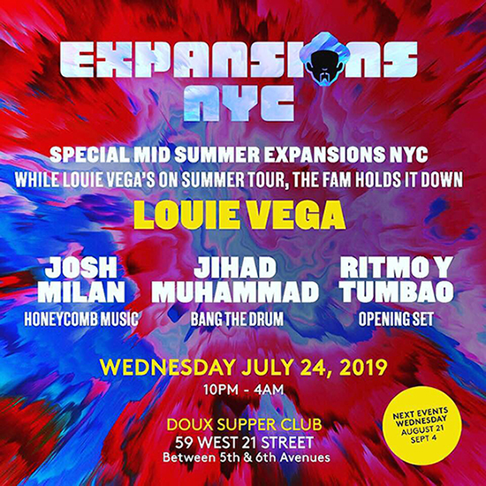 louie vega expansions