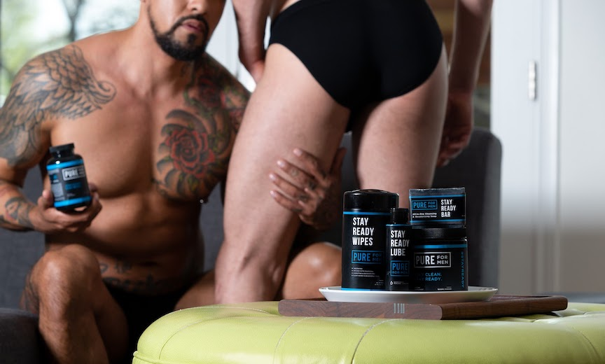 Pure for Men Products