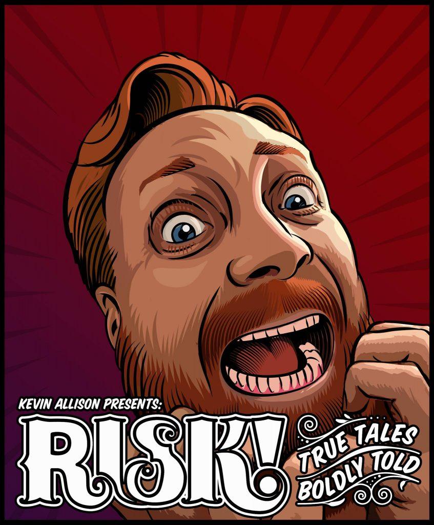 risk! poster