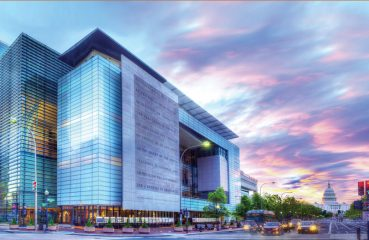 Newseum in Washington D.C.