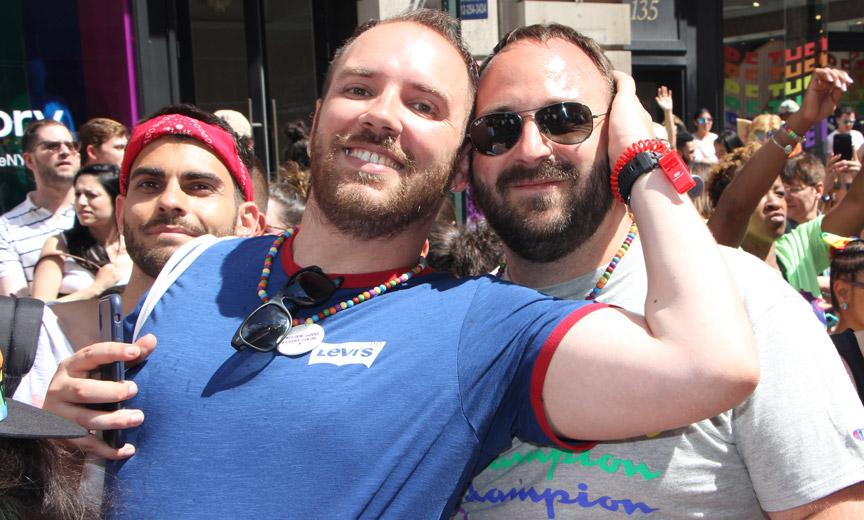 Pride Boyfriends