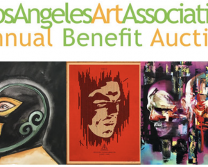 Los Angeles Art Association Annual Benefit Auction