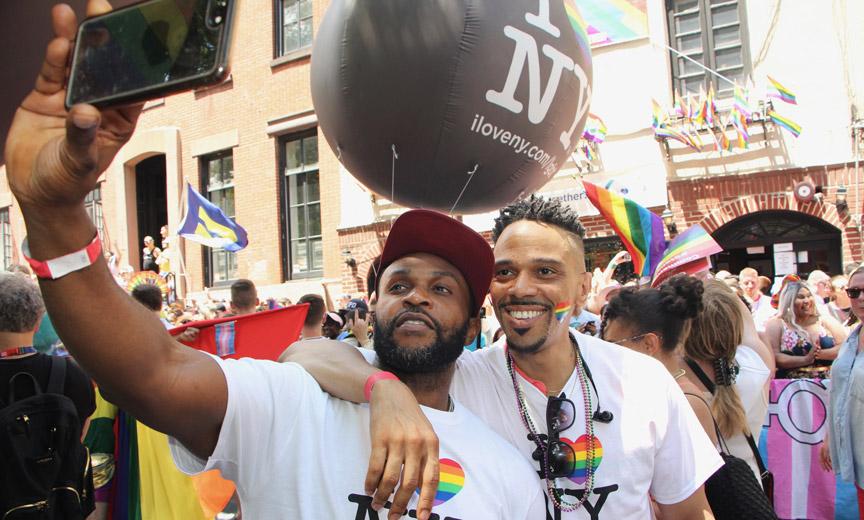 Pride Selfie