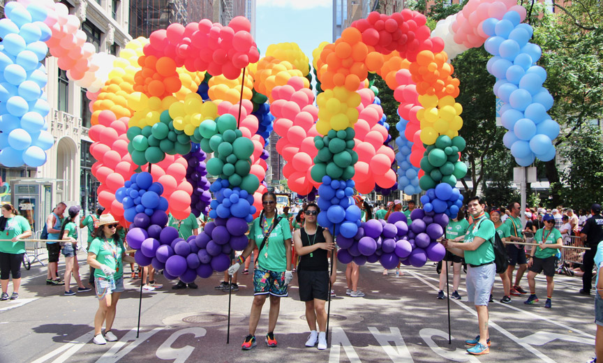 Stonewall 50 Balloons