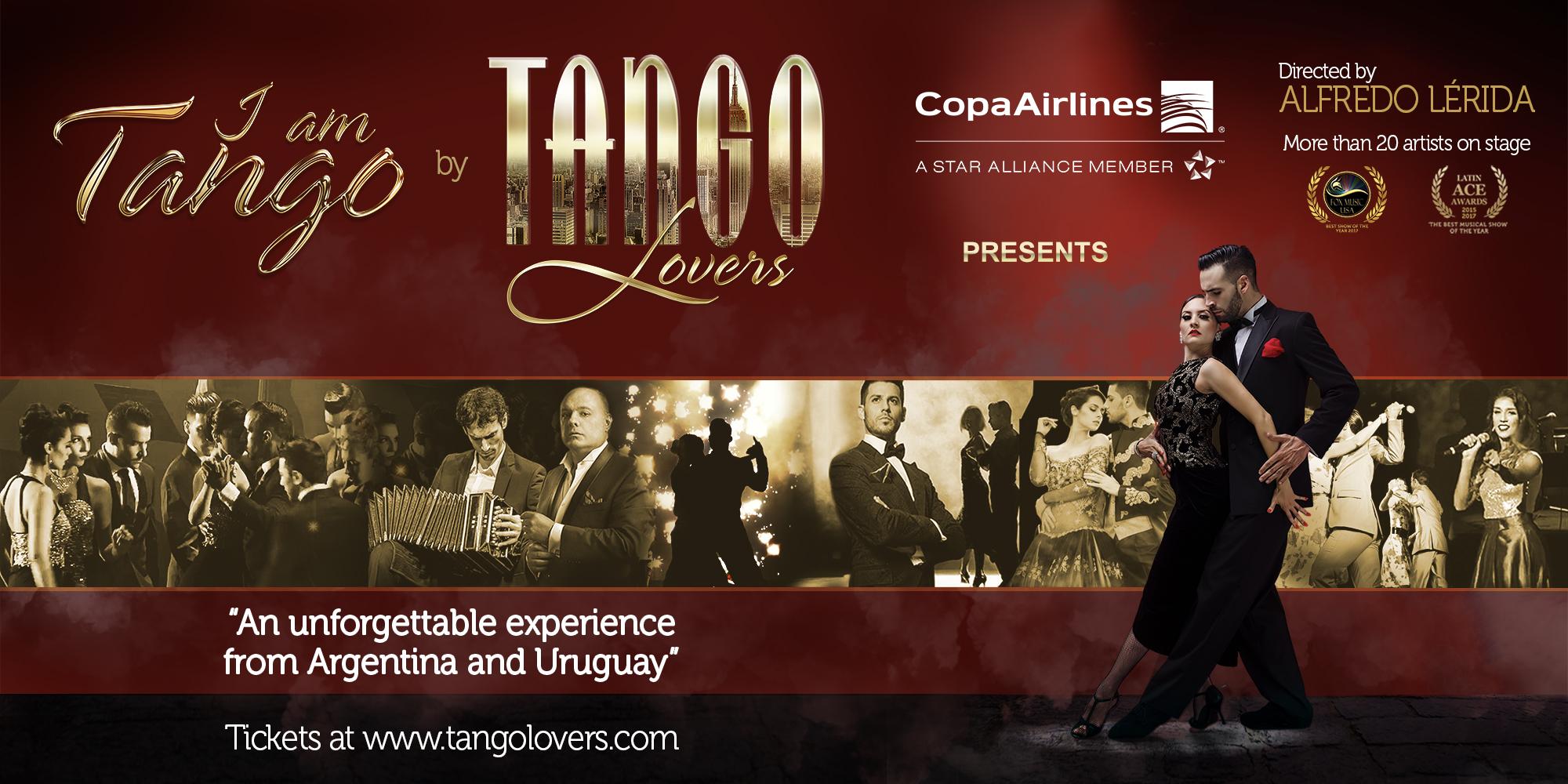 tango lovers poster