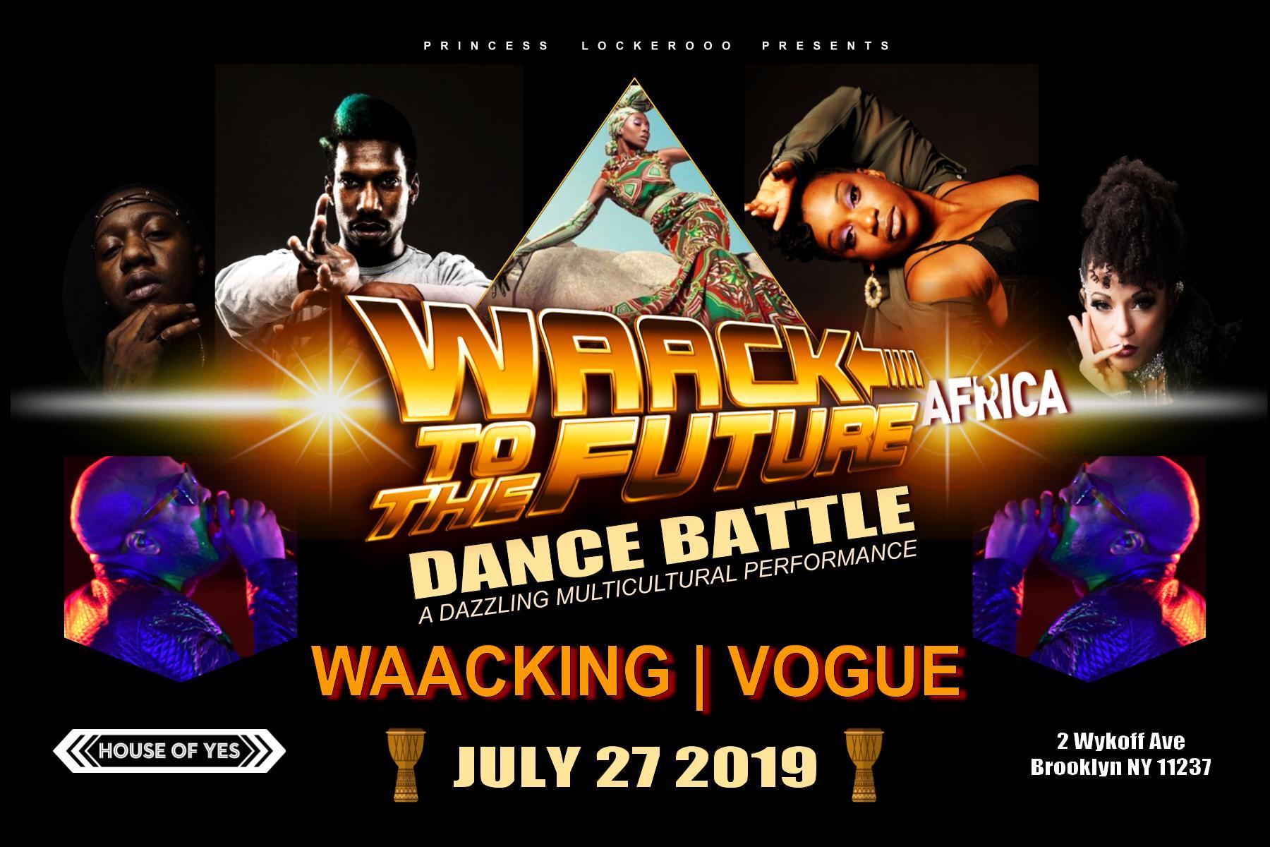 waack to the future dance battle