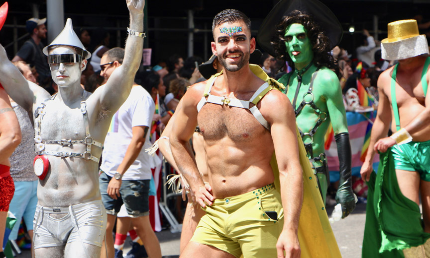 NYC Pride March 2019