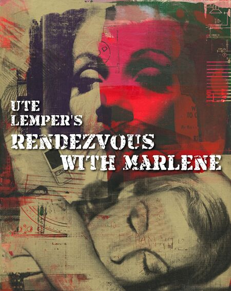 rendezvous with marlene poster