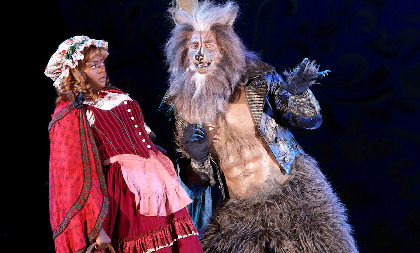 """""""Into the Woods"""" at the Hollywood Bowl"""
