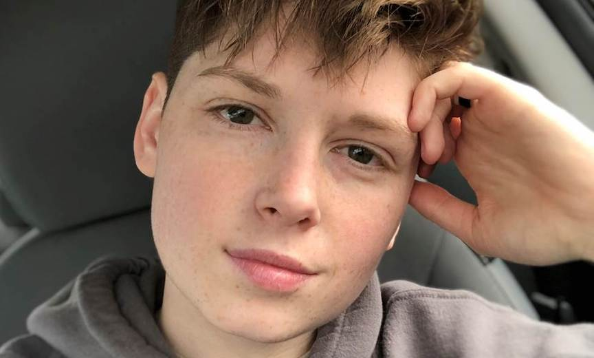 Lesbian poet Kaitlyn Finn