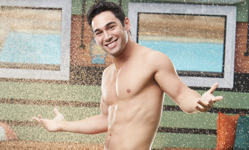 Tommy Bracco on Big Brother