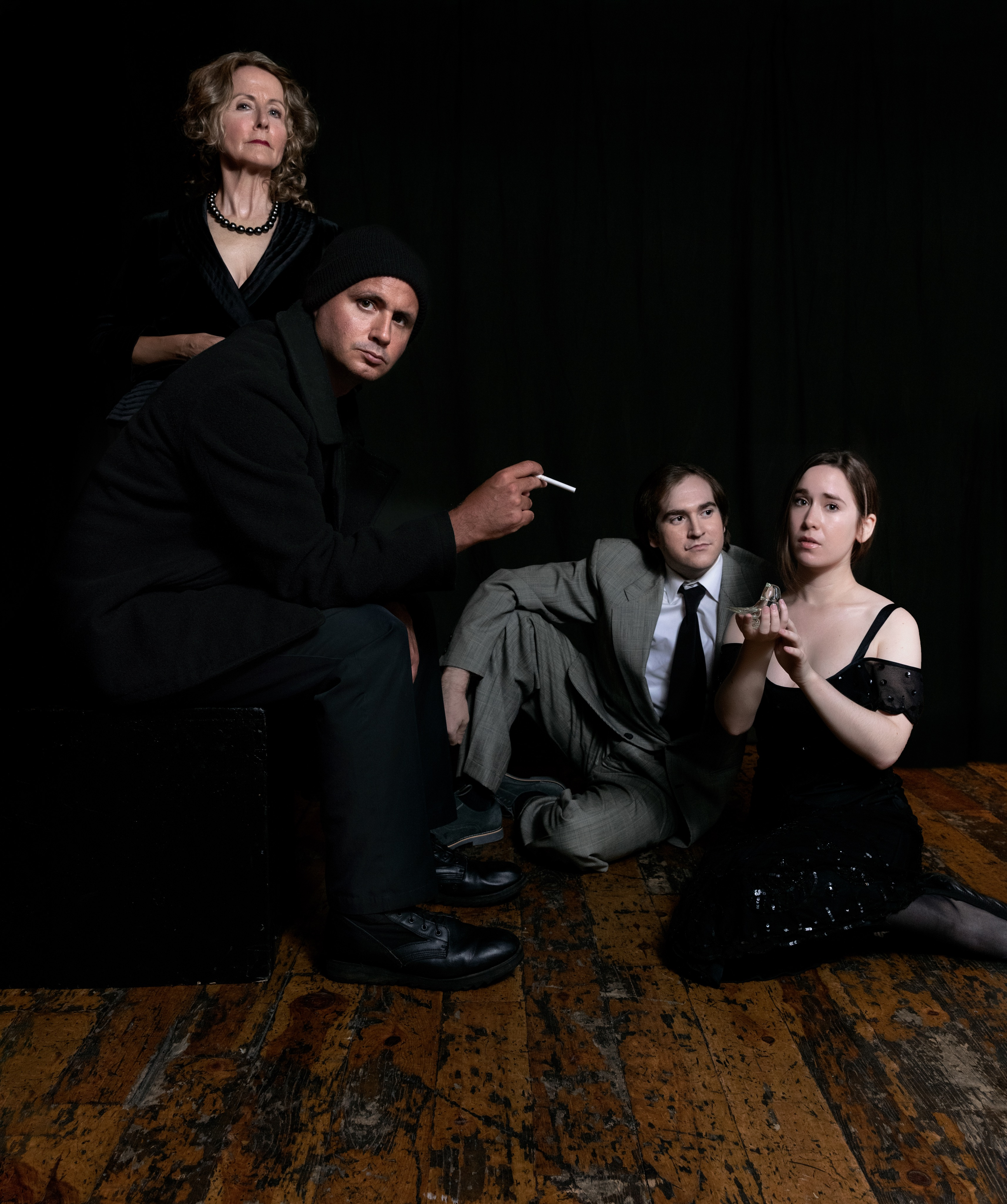 The Glass Menagerie actors