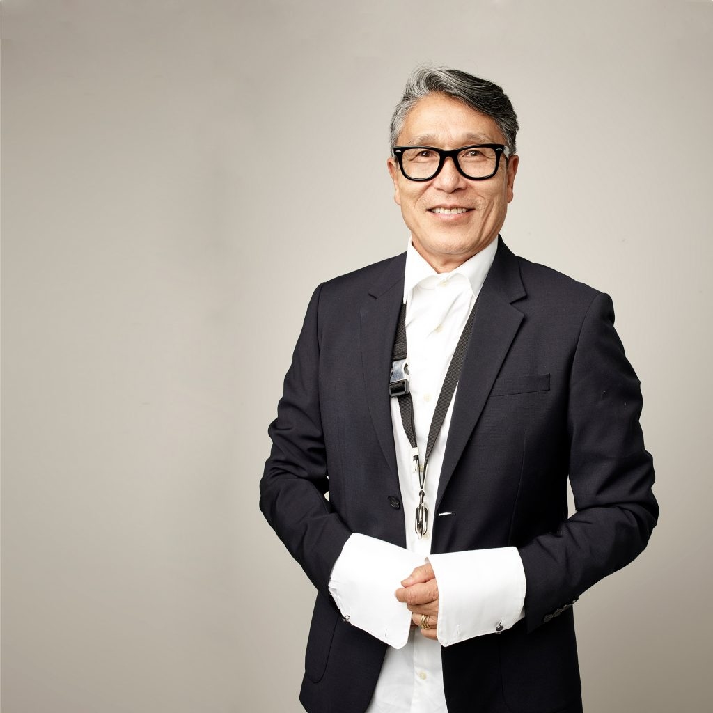 Associate Artistic Director Masazumi Chaya. Photo by Andrew Eccles