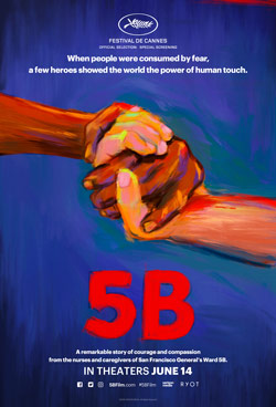 5b documentary poster