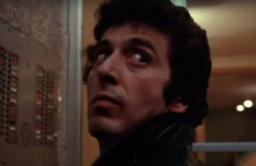 "Al Pacino in ""Cruising"" 1980"