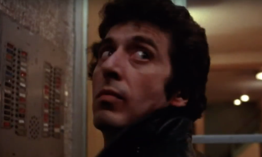 "Al Pacino in ""Cruising"" 1980"