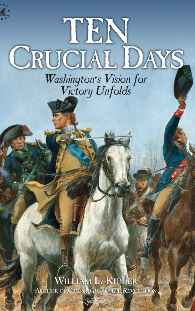 ten crucial days book cover