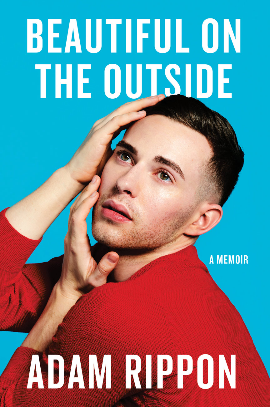 Adam Rippon Book Cover